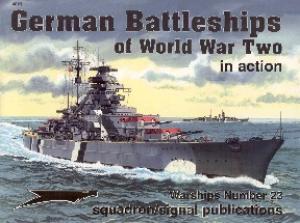 German Battleships of WW2
