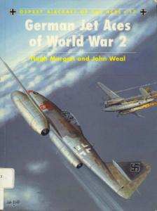 German Jet Aces of World War 2