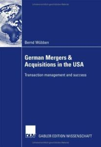 German Mergers & Acquisitions in the USA