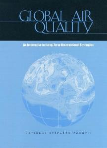 Global Air Quality: An Imperative for Long-Term Observational Strategies