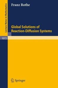 Global solutions of reaction-diffusion systems