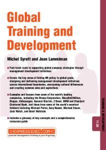 Global Training and Development (Training & Development)