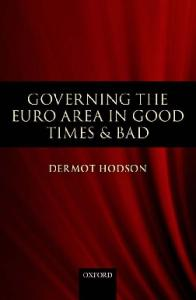 Governing the Euro Area in Good Times and Bad