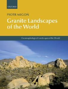 Granite Landscapes of the World (Geomorphological Landscapes of the World)