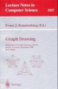 Graph Drawing: Symposium on Graph Drawing, GD'95; Passau, Germany, September 20-22, 1995. Proceedings