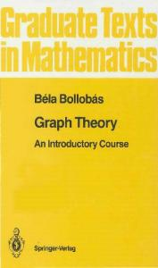 Graph Theory: An Introductory Course (Graduate Texts in Mathematics 63)