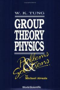 Group Theory in Physics: Problems and Solutions