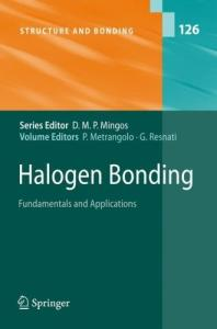 Halogen Bonding: Fundamentals and Applications (Fundamentals and Applications)