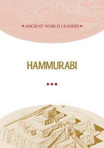 Hammurabi (Ancient World Leaders)
