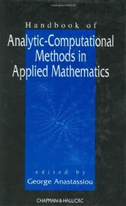 Handbook of Analytic Computational Methods in Applied Mathematics