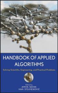 Handbook of applied algorithms: solving scientific, engineering, and practical problems