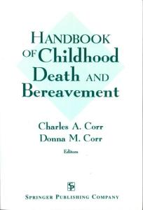 Handbook of Childhood Death and Bereavement
