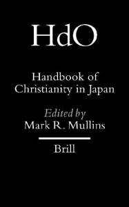 Handbook of Christianity in Japan