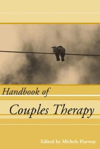 Handbook of Couples Therapy