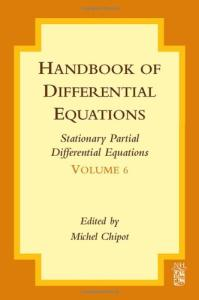 Handbook of differential equations. Stationary PDEs