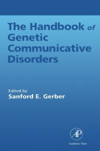 Handbook of Genetic Communicative Disorders