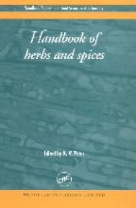 Handbook of Herbs And Spices, Vol.1