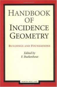 Handbook of incidence geometry. Buildings and foundations
