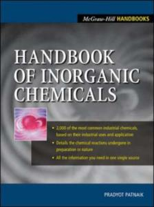 Handbook of Inorganic Chemicals