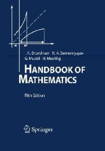 Handbook of Mathematics, 5th edition