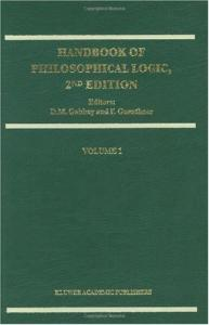 Handbook of philosophical logic