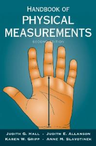 Handbook of Physical Measurements, 2nd edition