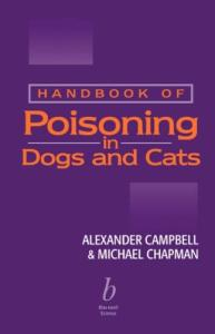 Handbook of Poisoning in Dogs and Cats