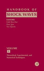 Handbook of Shock Waves, Volume 1
