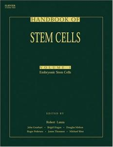 Handbook of Stem Cells. Embryonic Stem Cells