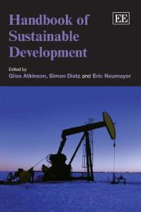 Handbook of Sustainable Development