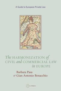 Harmonization of Civil and Commercial Law in Europe