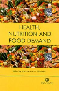 Health, Nutrition and Food Demand (Cabi Publishing)
