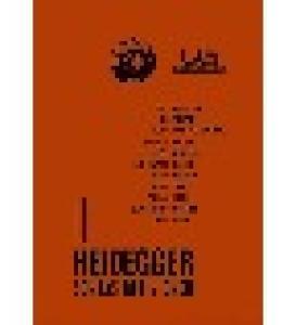 Heidegger: Sendas que vienen
