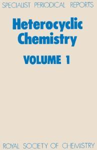 Heterocyclic Chemistry (v. 1)