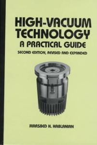 High-vacuum technology: a practical guide
