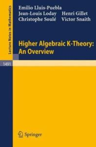 Higher algebraic K-theory: an overview