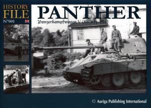 History File No. 001 - Panther - Panzerkampfwagen V