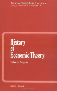 History of economic theory