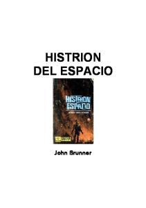 Histrion Del Espacio