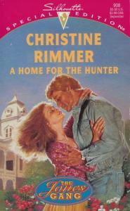 Home For The Hunter (The Jones Gang) (Silhouette Special Edition)