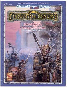 Hordes of Dragonspear (Forgotten Realism Advanced Dungeons & Dragons)