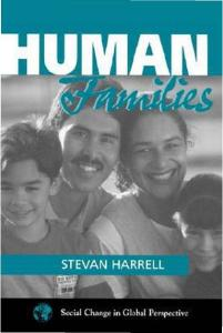 Human Families (Social Change in Global Perspective)