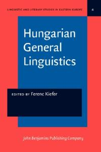 Hungarian Linguistics
