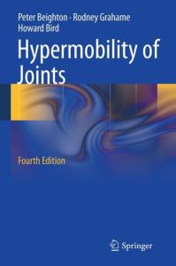 Hypermobility of Joints, 4th Edition