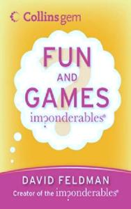 Imponderables (R): Fun and Games Collins Gem Imponderables Books