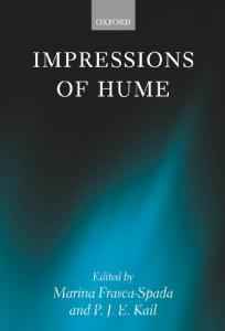 Impressions of Hume (Mind Association Occasional Series)