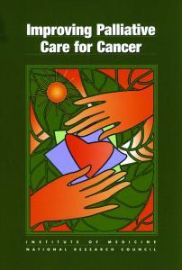 Improving Palliative Care for Cancer