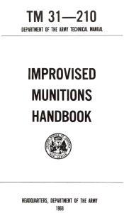 Improvised Munitions
