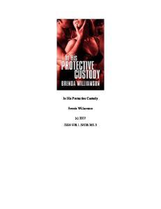 In His Protective Custody