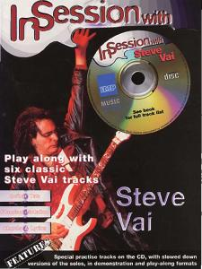 In Session with Steve Vai: (Guitar Tab)